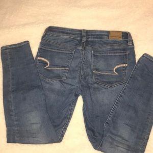 "American Eagle ""Ne(x)t Level Stretch"" jeans"